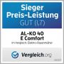 Газонокосилка AL-KO Silver 40 E Comfort BIO COMBI,АЛ-КО (112858)