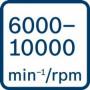Аккумуляторная произвольно-орбитальная шлифовальная машина Bosch GEX 12V-125 (Бош, 0601372101)