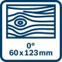 Торцювальна пилка Bosch GCM 216, (Бош, 0601B33000)