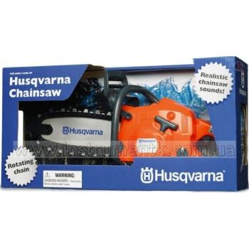 Бензопила детская игрушечная Husqvarna
