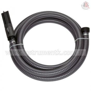Шланг заборный с фильтром спиральный Gardena, 25мм, 3.5м (Гардена)
