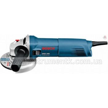 Угловая шлифмашина Bosch GWS 1400 (Бош)