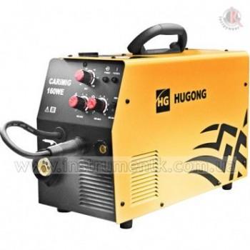 Сварочный инвертор полуавтомат Hugong CariMig 160,  (750050160)