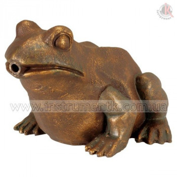Фигура декоративная для фонтана - Лягушка (Гардена)
