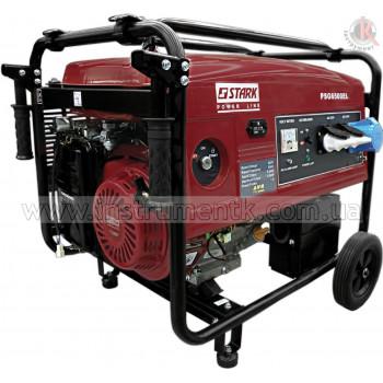 Бензиновый генератор Stark PSG 6500EL PROFI (Старк)