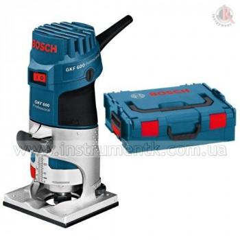 Фрезер Bosch GKF 600 L-BOXX (Бош)