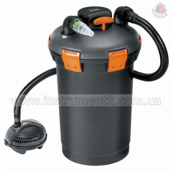 Фильтр напорный с ультрафиолетом - комплект PF 15000 S (Гардена)