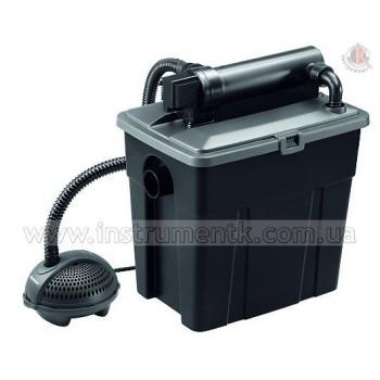 Фильтр многоканальный с ультрафиолетом CF 8000 S – комплект (Гардена)