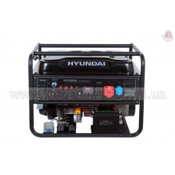 Бензиновый генератор Hyundai HY 12500LE-3 (Хюндай)