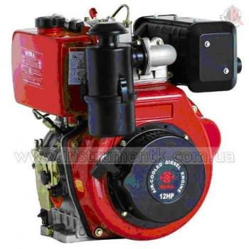 Двигатель дизельный WEIMA WM188FBE (вал ШЛИЦЫ, ШПОНКА) ()