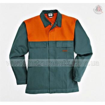 Куртка Stihl зеленая, р. 48-64 (Штиль)