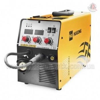Зварювальний інвертор напівавтомат Hugong ExtreMig 180