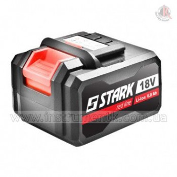 Аккумулятор Stark Li-Ion 18 В, 6 А/ч (Старк)