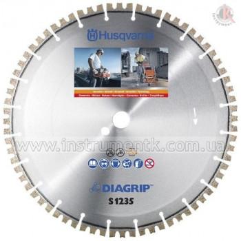 """Алмазный диск 14""""/350 1""""/20 S1435 Diagrip2™ ж/бетон"""