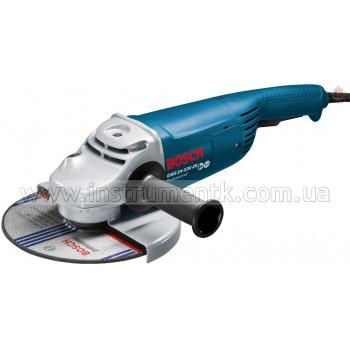 Угловая шлифмашина Bosch GWS 24-230 JH (Бош)