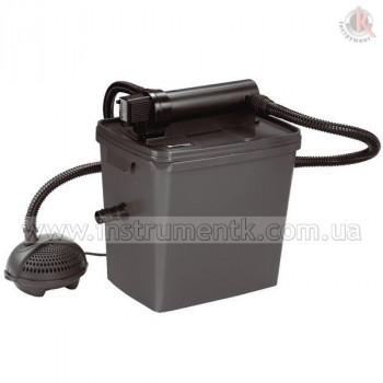 Фильтр напорный FS 5000 с ультрафиолетом в комплекте (Гардена)