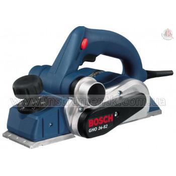 Рубанок Bosch GHO 26-82 (Бош)