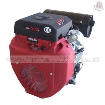 Двухцилиндровый бензиновый двигатель Weima ()