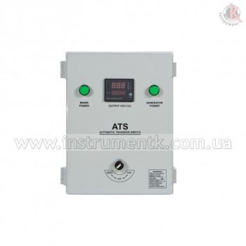 БЛОК АВТОМАТИКИ ATS BASIC 10-380 з модулем GSM (Хюндай)