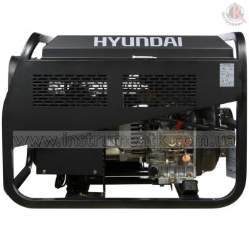 Генератор с функцией сварки Hyundai DHYW 210AC